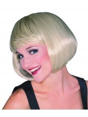 Blonde Bob - Costume Wigs
