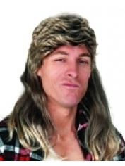 Billy Brown Blonde Mullet Wig