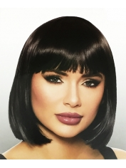 Black Bob - Natural Look Wigs