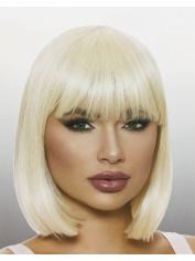 Blonde Bob - Natural Look Wigs