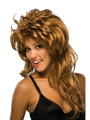 Rock Diva Wig - 80's Wigs