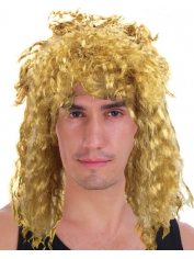 Rock Star Blonde Wig