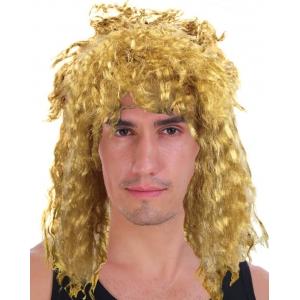 Rock Star Blonde Wig