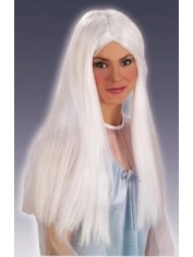 Angel Long White Wig